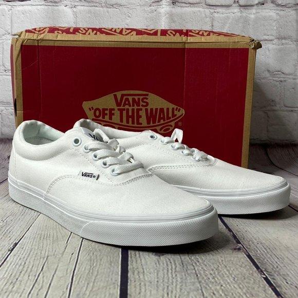 Vans Shoes   Vans Doheny Triple White